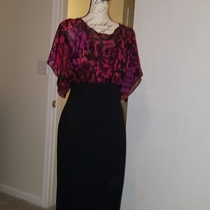 Bodycon  dress lined size 8